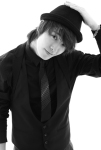 super-junior-m-black-white-donghae